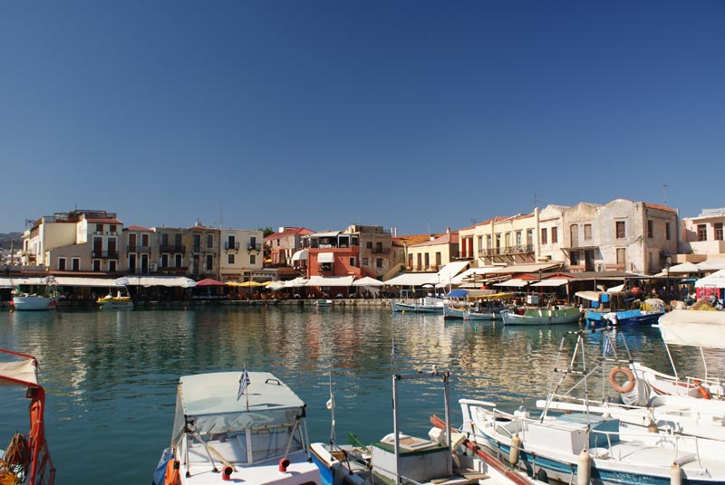 Rethymno Port