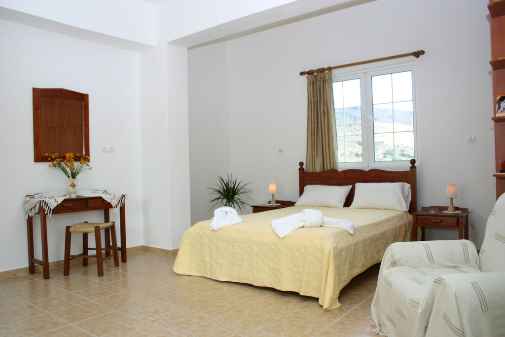 Villa Dimitris Bedroom