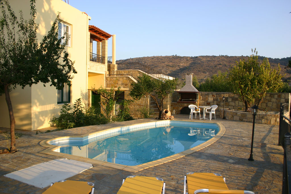 Villa Dimitris pool
