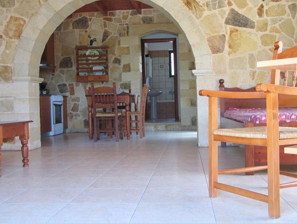 Villa Manos interior