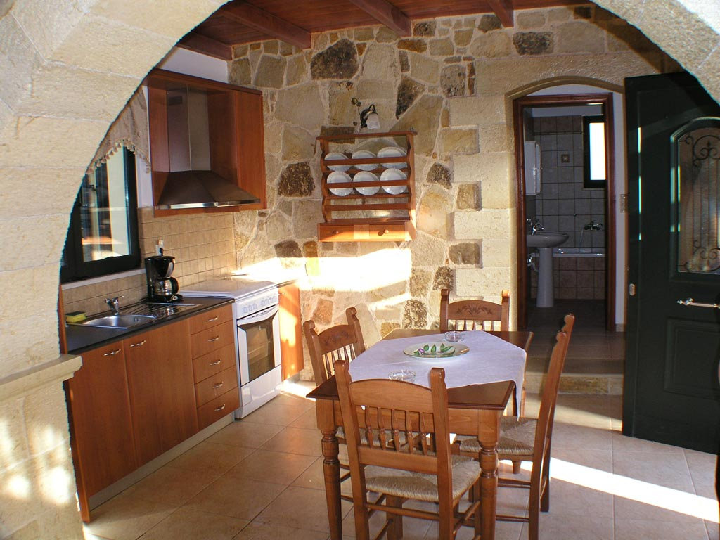 Villa Manos Kitchen
