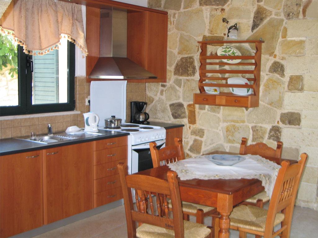 Villa Mary kitchen
