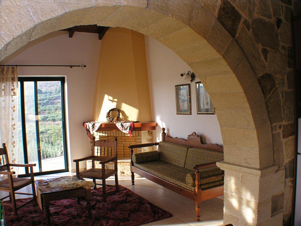 Villa Mary Livingroom
